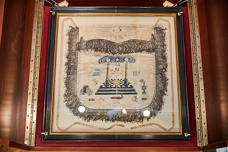 Patriots and Pathmakers Gallery | Masonic Museum ...
